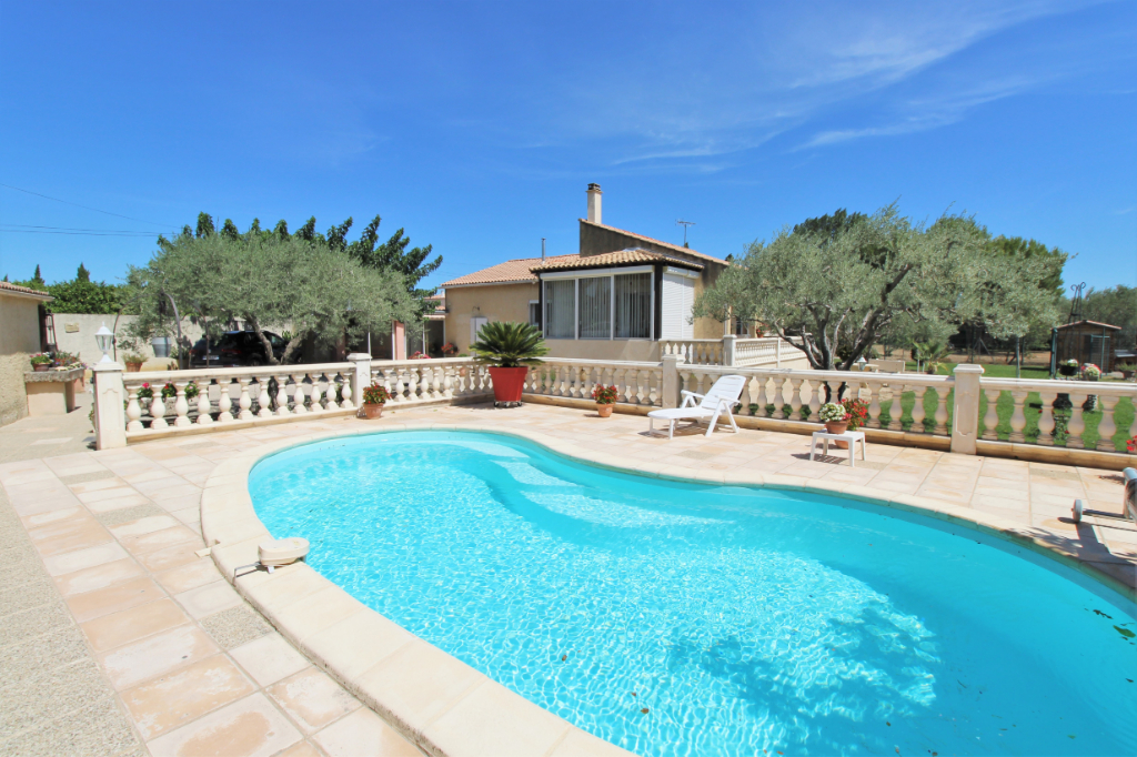 Villa 100m2 avec piscine