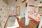 Maison de village 3 chambres avec jolie cour exposition sud