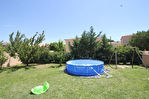 Villa 4 chambres, jardin, clos de mur, sur terrain de 515m2