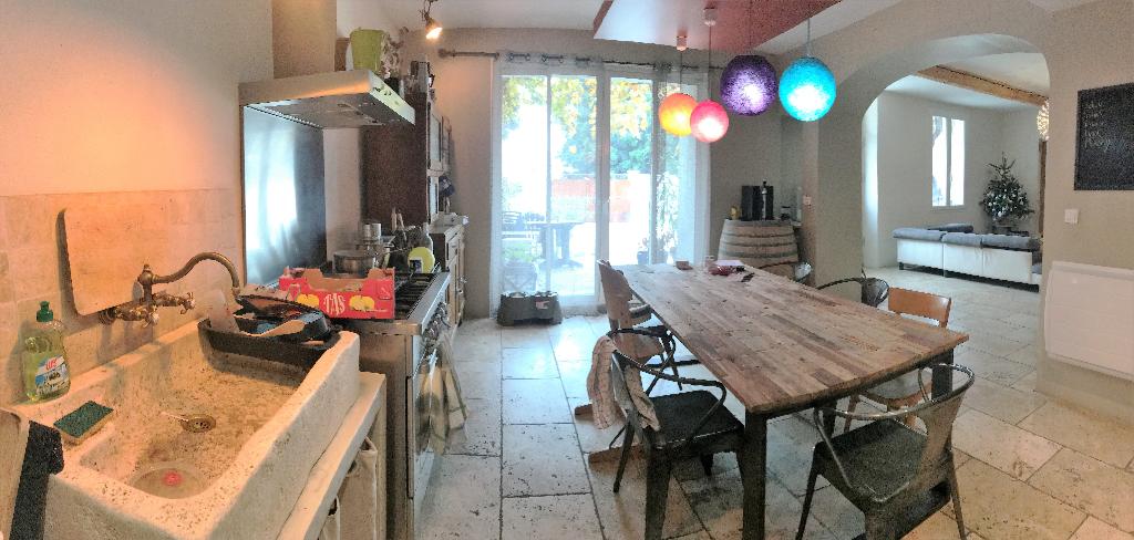 Mas de ville provencal - Charme et authenticité
