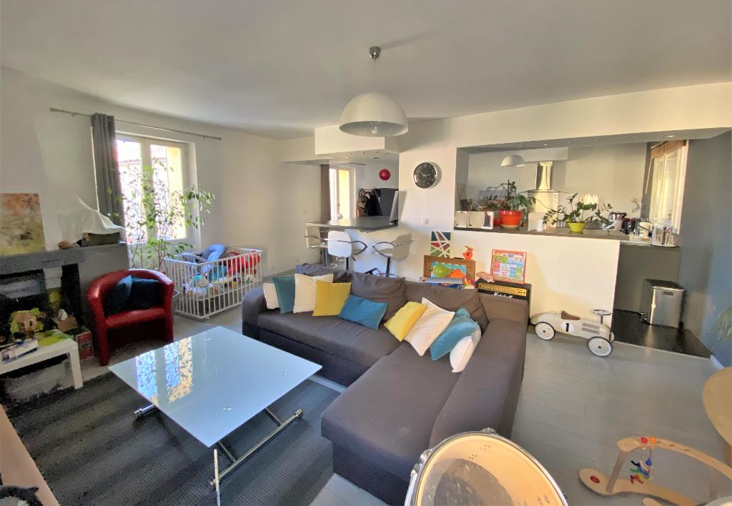 Appartement 87 m², 2 chambres (possibilité 3e chambre)