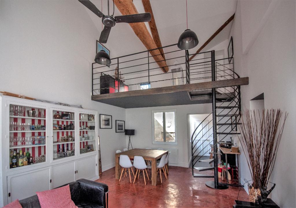 Duplex 99 m² - 3 chambres, authenticité et singularité