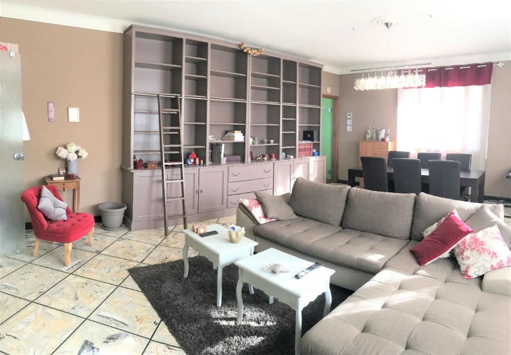 Maison 160 m² avec jardin 480 m²
