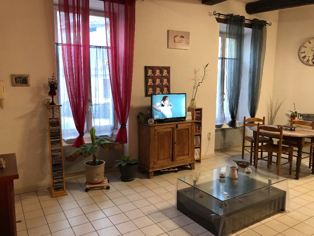 Appartement Jonquières, 81 m2 vendu loué