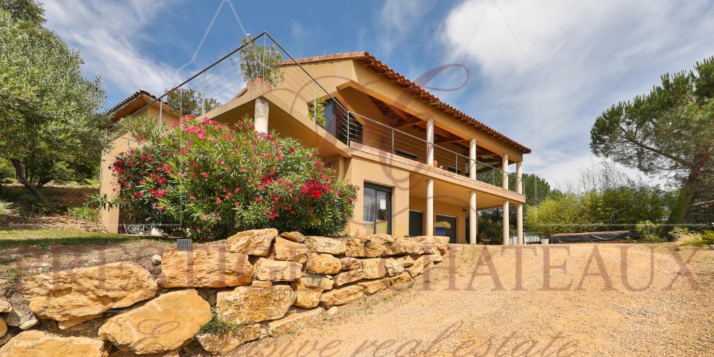 Villa Rochegude 216 m2