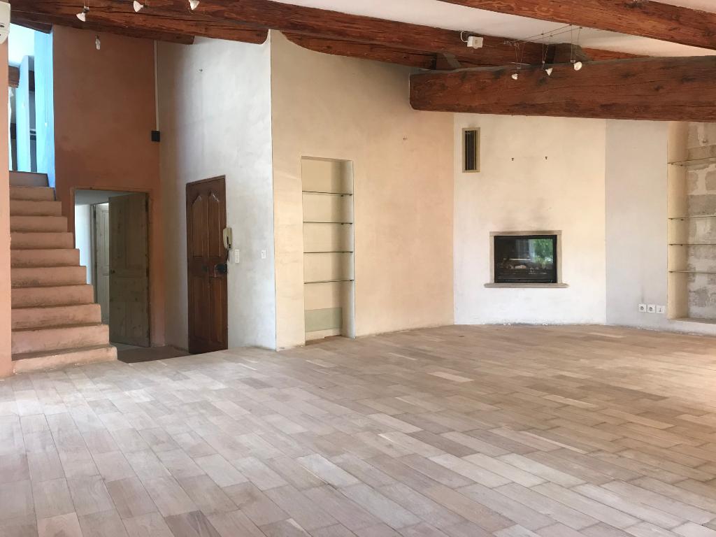 Intra Muros - Appartement atypique avec verrière de toit