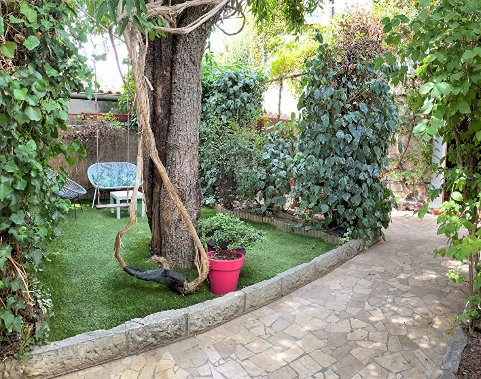 Maison avec jardin - 140 m², 4 chambres, jardin et garage
