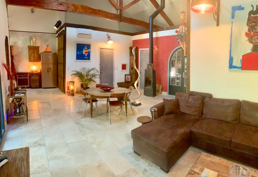 Maison  style loft 5 pièce(s) 100 m2 + 100 m2 aménageables