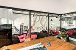 Ancien atelier réhabilité en loft sur une parcelle de 543 m² avec dépendance