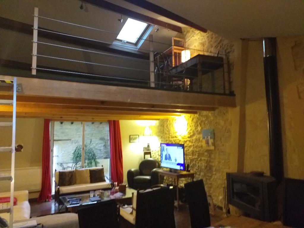 Appartement 3 pièce(s) 91 m2