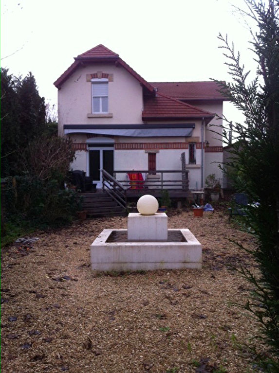 Maison a vendre Dijon Parc