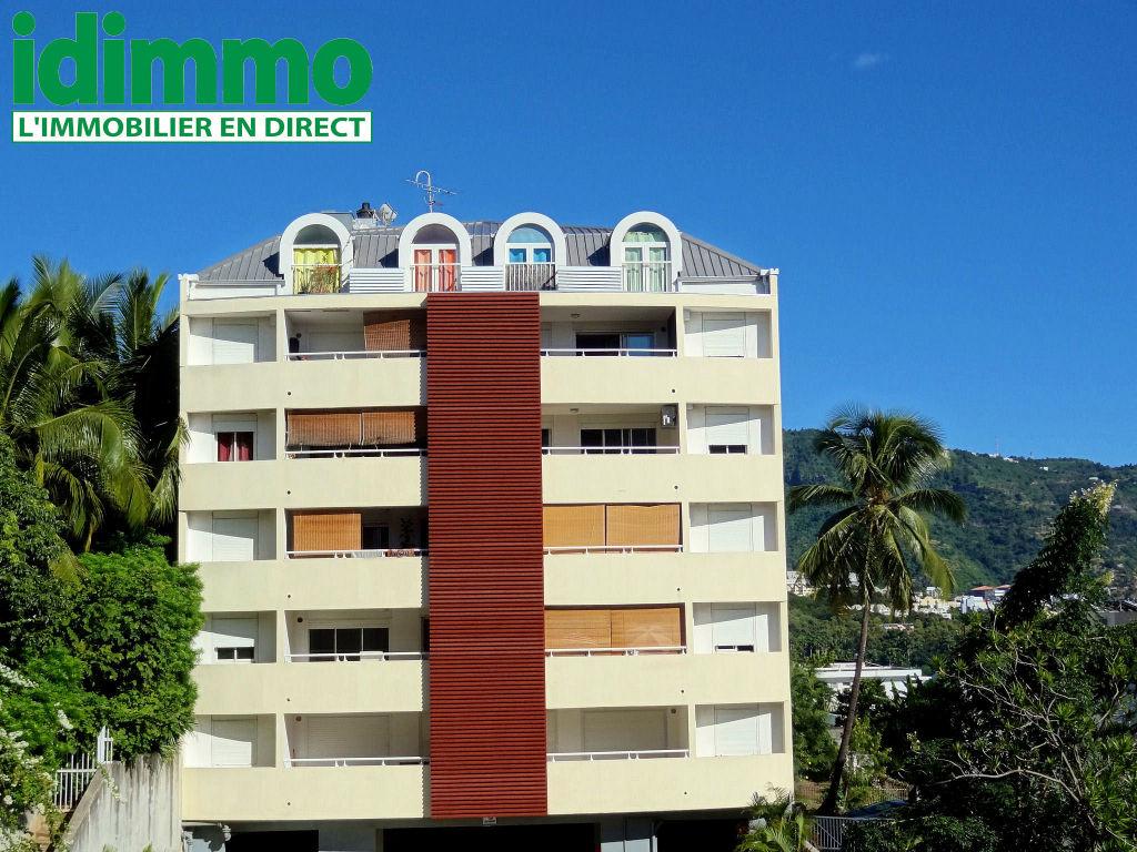 IDIMMO: St Denis, Appt T2 39m²  SU avec cuisine aménagée !