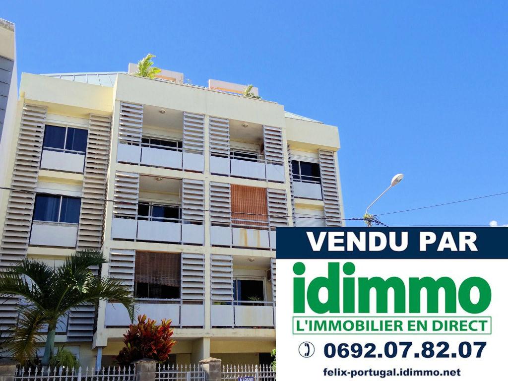 DÉJÀ VENDU PAR IDIMMO : St Denis centre, Appt T3 67m² SU !