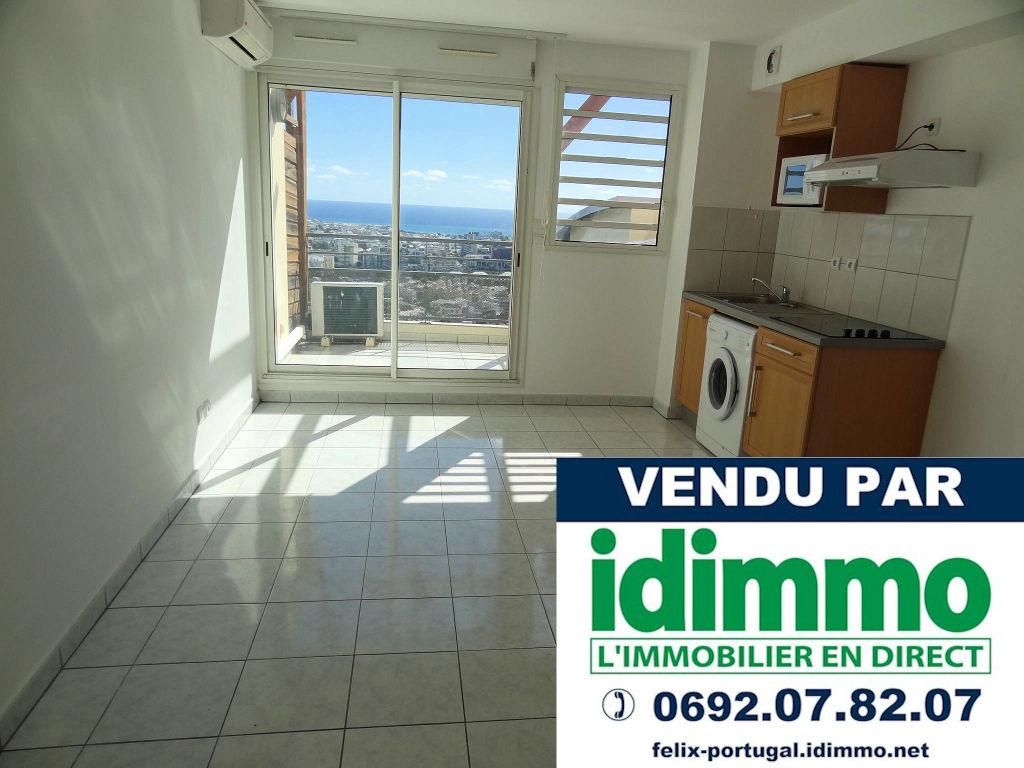 IDIMMO: La Providence, Appt T2 duplex 49m² SU, vue mer !