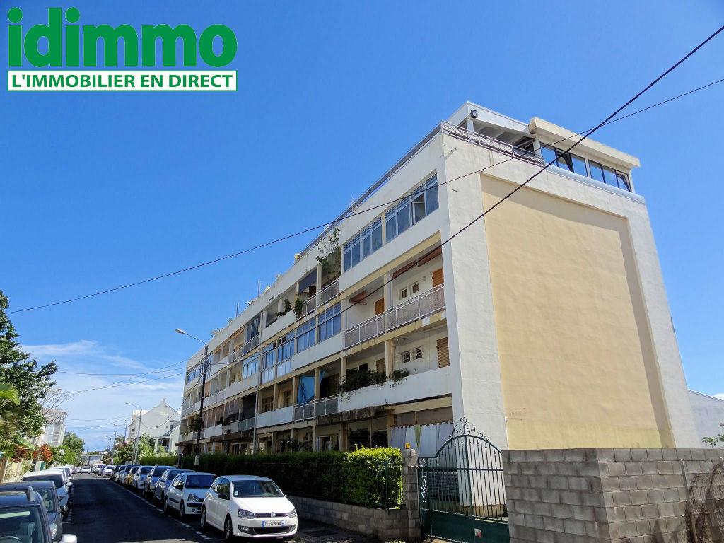 IDIMMO: St Denis centre, appt T3 82m² SU !