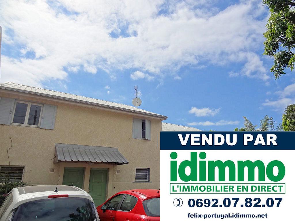 DEJA VENDU PAR IDIMMO: Ste Clotilde BDN, Villa T3 duplex avec jardin privatif !