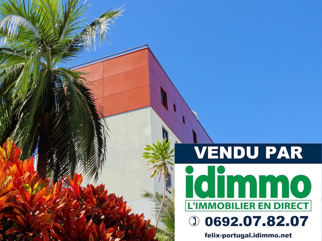 DÉJÀ VENDU PAR IDIMMO : Ste Clotilde, Appt T3 avec  grande terrasse et jardin privatif !