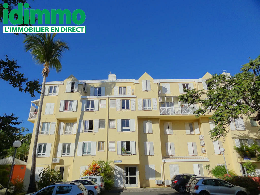 IDIMMO : St Denis, Appt T4/5 duplex, dernier étage !