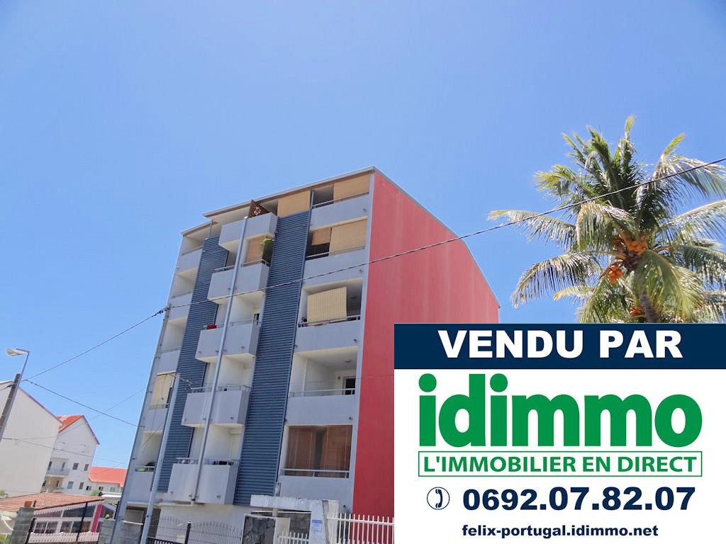 DÉJÀ VENDU PAR IDIMMO: Ste Clotilde, Appartement T2 40m² SU avec PK !