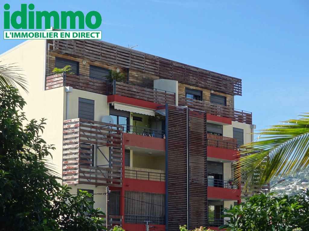 IDIMMO : St Denis proximité centre, Bel Appt T4 de 108m² SU !