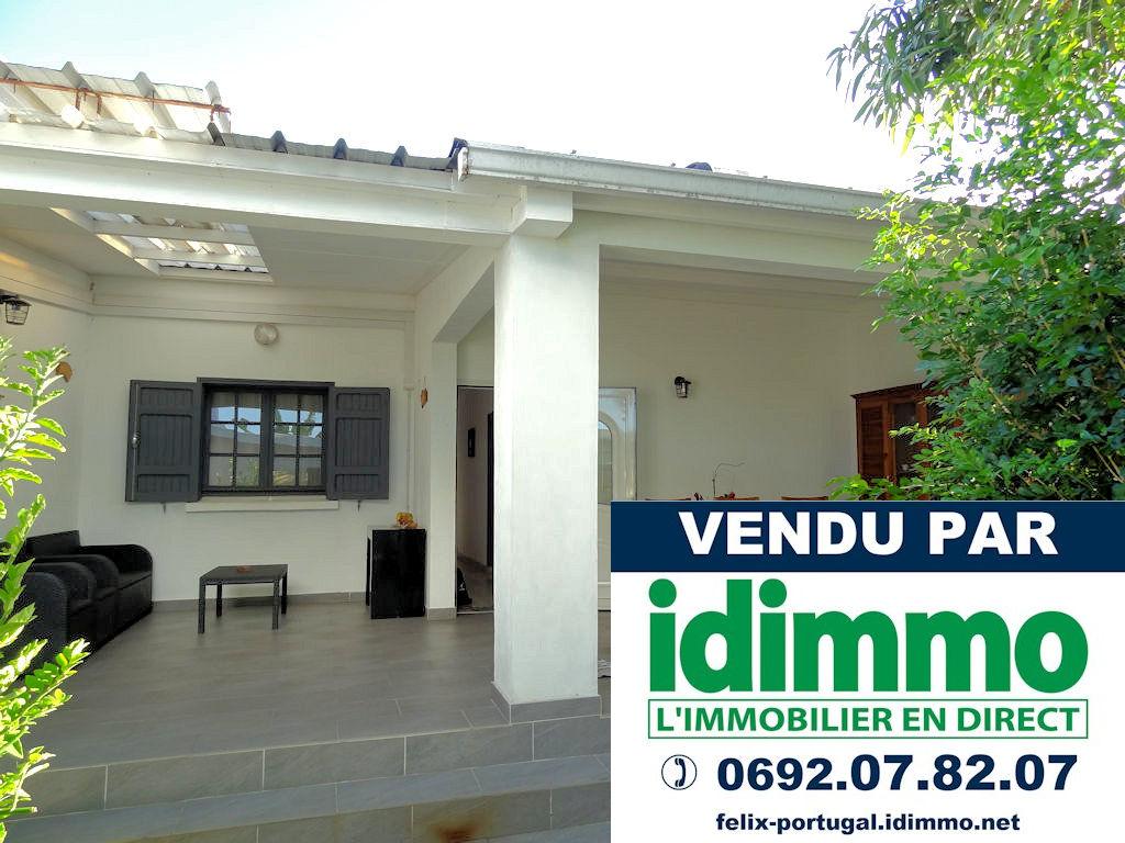 DÉJÀ VENDU PAR IDIMMO:  Quartier Français, villa T4/5 166m² SU sur terrain de 518m² !