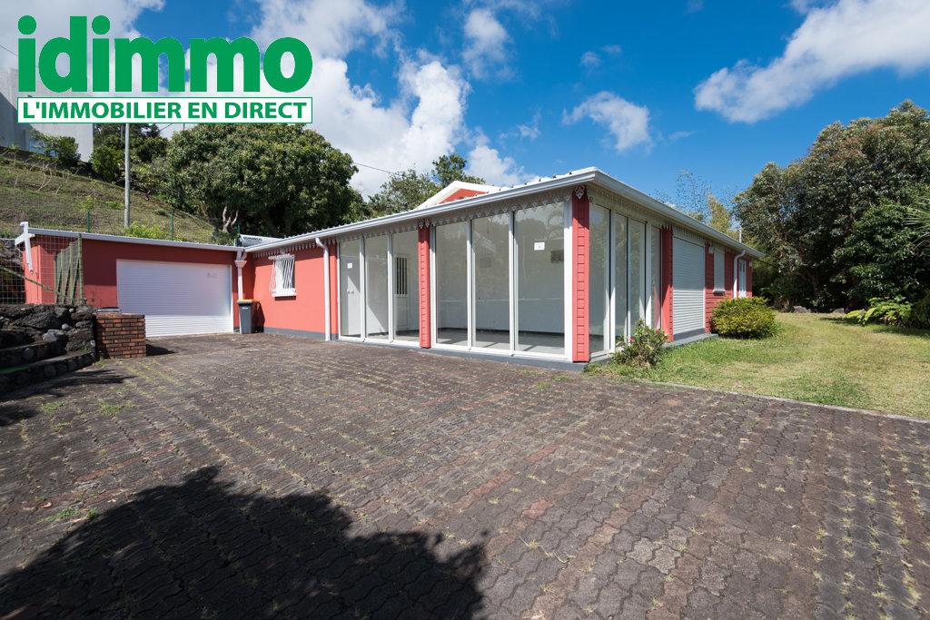 IDIMMO : Bellepierre, Villa T4/5 avec piscine sur terrain 1500m² !