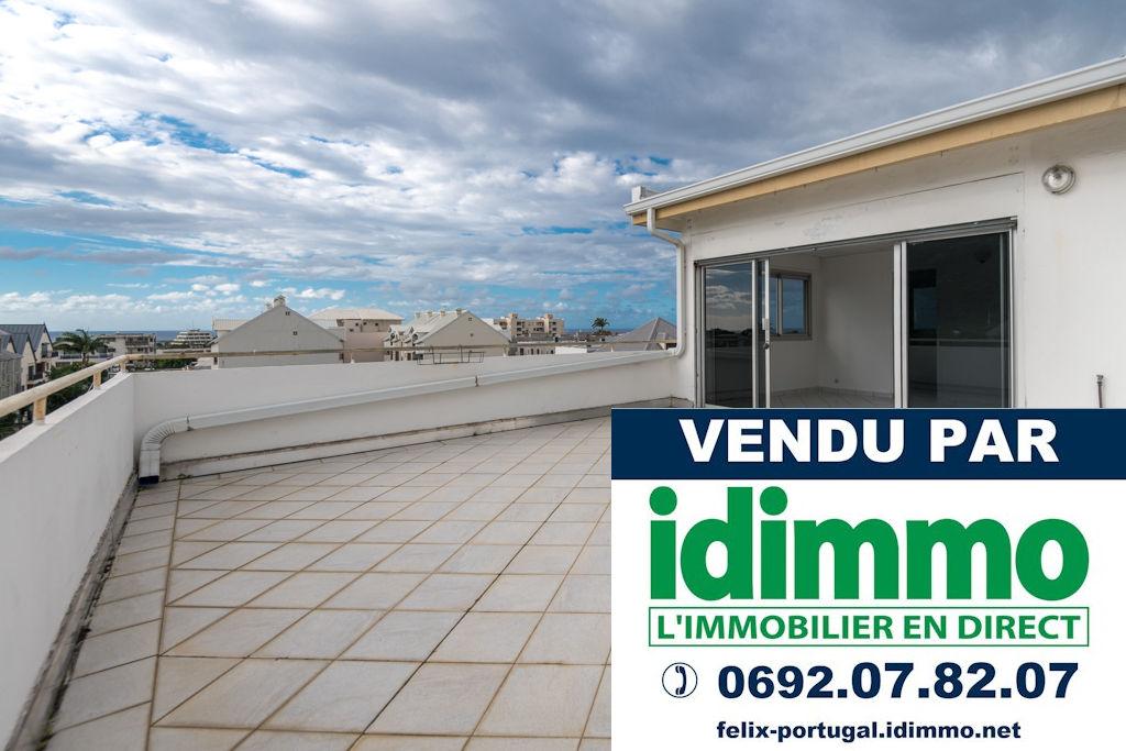DÉJÀ VENDU PAR IDIMMO: St Denis centre Appt T4, 150m² SU, vue mer !