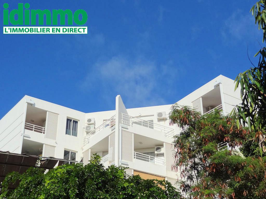IDIMMO : Bas de Montgaillard, Appt T3, 79m² SU dernier étage et vue mer !