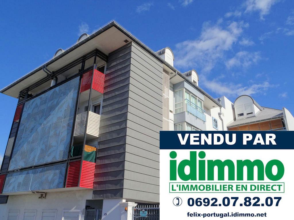 DÉJÀ VENDU PAR IDIMMO:  St Denis centre, spacieux T2 63m² SU avec PK !
