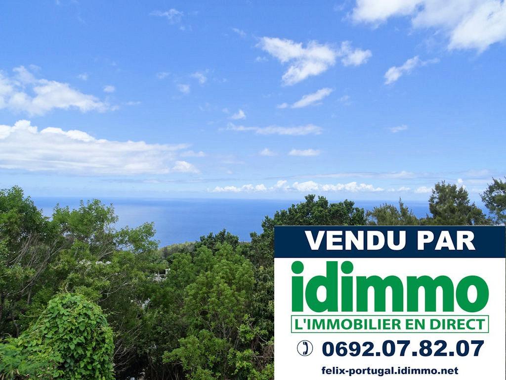 IDIMMO: La Montagne PK8, Terrain à bâtir, 5 250m² avec vue mer !
