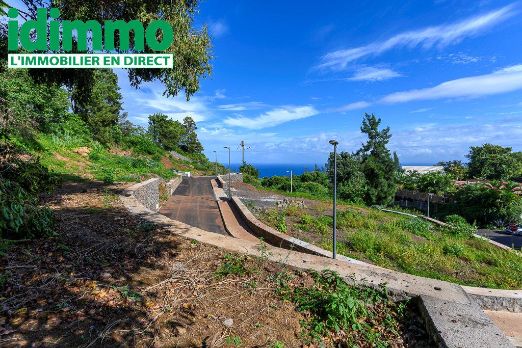 IDIMMO: La Montagne, Belle parcelle de 443m² avec vue mer !