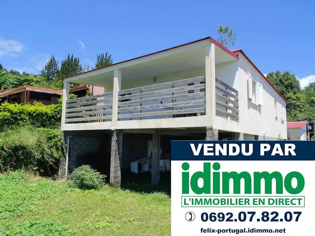 IDIMMO : Beaumont, villa T4 110m²  SU sur terrain 600m² avec vue mer !