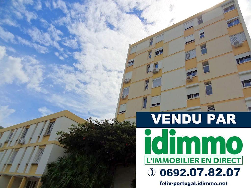DÉJÀ VENDU PAR IDIMMO:  St Denis centre, Appt T3 65m² SU avec cave et PK !
