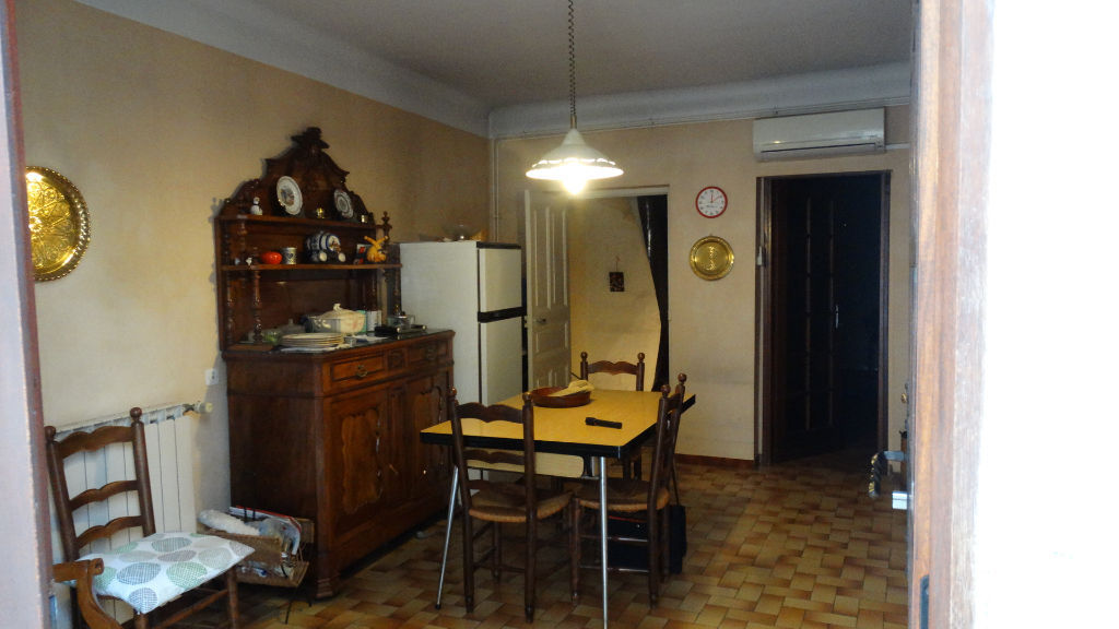 Maison Saint Gilles à renover