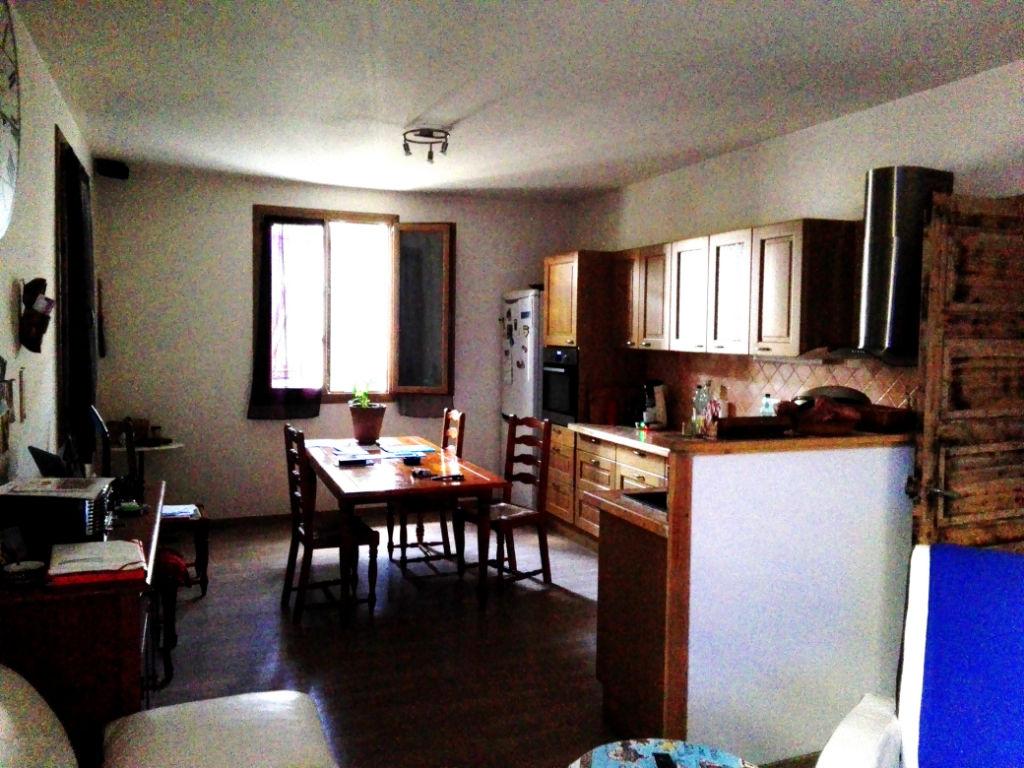 Appartement 97 m² avec jardin