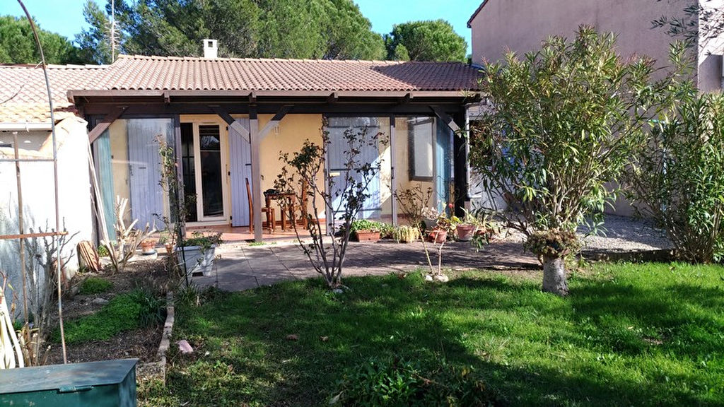 Maison de plain pied de 90 m² - ORANGE SUD