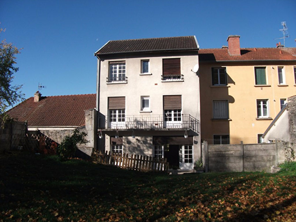 Immobilier chatillon sur seine idimmo portail immobilier for Garage volkswagen chatillon sur seine