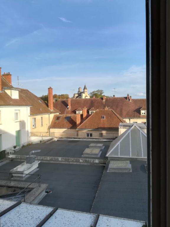 Bel appartement de 83 m² lumineux centre de ville a Châtillon sur seine 21400 cote d'or
