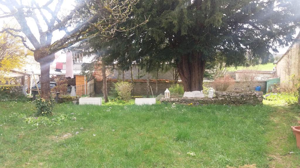 Maison de village a caractère  160m²  avec terrain et deux garages a Recey sur ource 21290 cote d'or