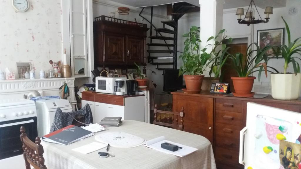 Maison de centre-ville de 70 m²  21400 Châtillon sur Seine. Côte d'Or.