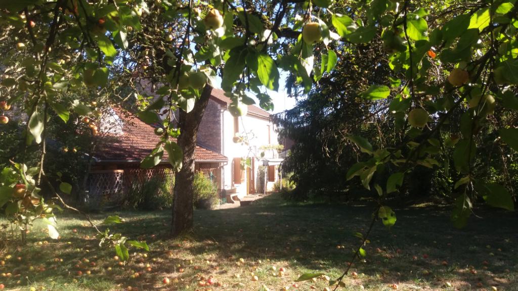 Maison   de village proche de Châtillon sur seine 7 pièce(s) 120 m2  avec terrain clôt de 2500 m²  21400 cote d'or