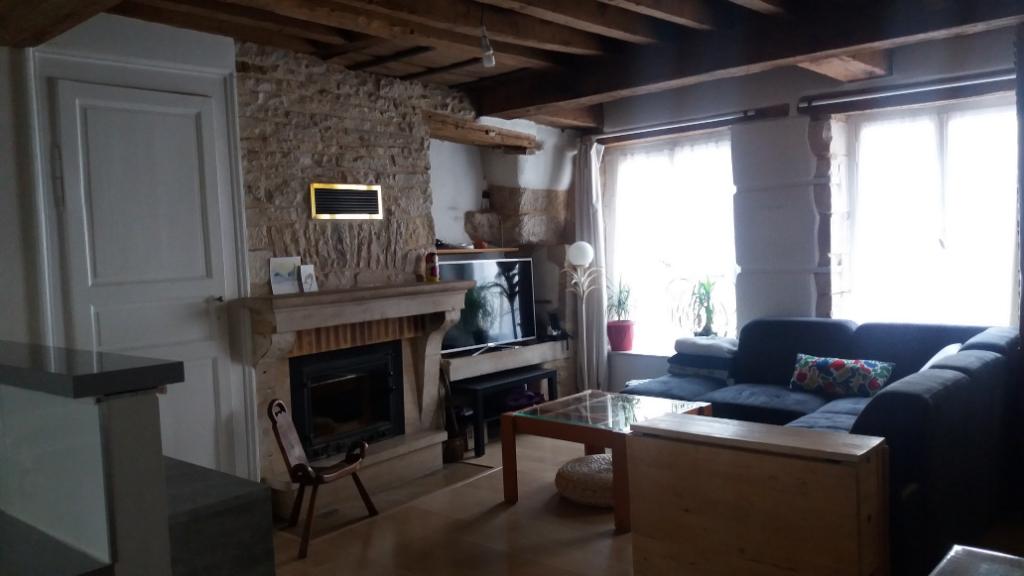 Maison de caractère, 5 pièces  sur 100 m². Quartier historique Chatillon sur seine 21400 Côte d'Or.