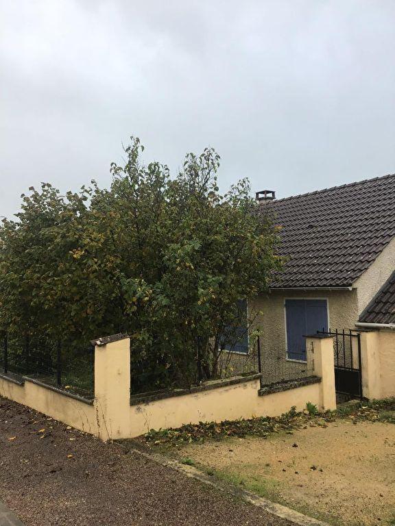 Nod-sur-Seine - 21400 Côte-d'Or - Maison de plain pied avec terrain clos - 4 pièces