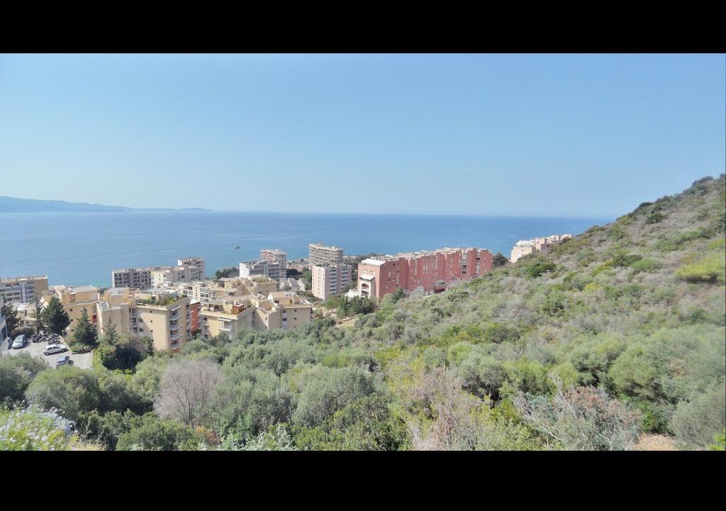 AJACCIO Sanguinaires - Ravissant studio avec terrasse et vue mer
