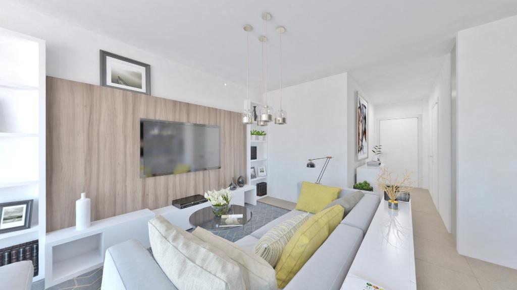 AJACCIO Appartement T2 42m² + box
