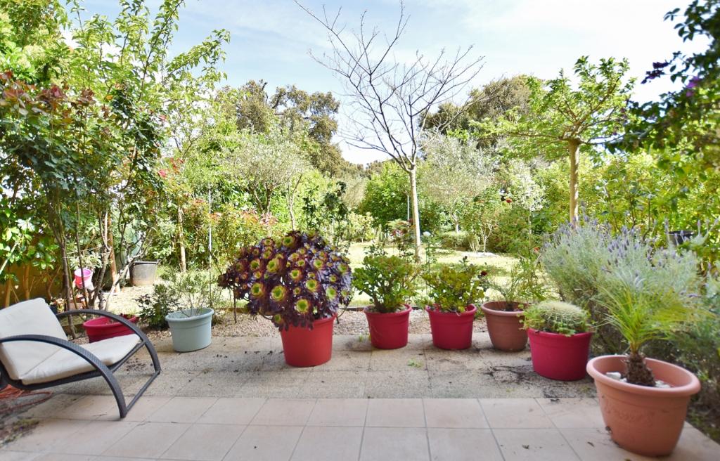 AJACCIO Lumineux T4 avec jardin 250m²