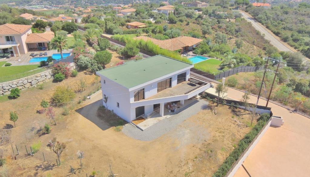 PORTICCIO Villa contemporaine F4 + Studio avec vue mer