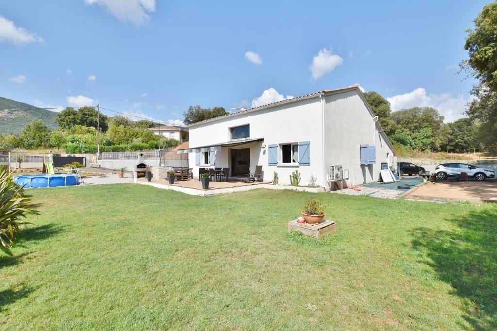 PROCHE AJACCIO Charmante villa T4 162m²