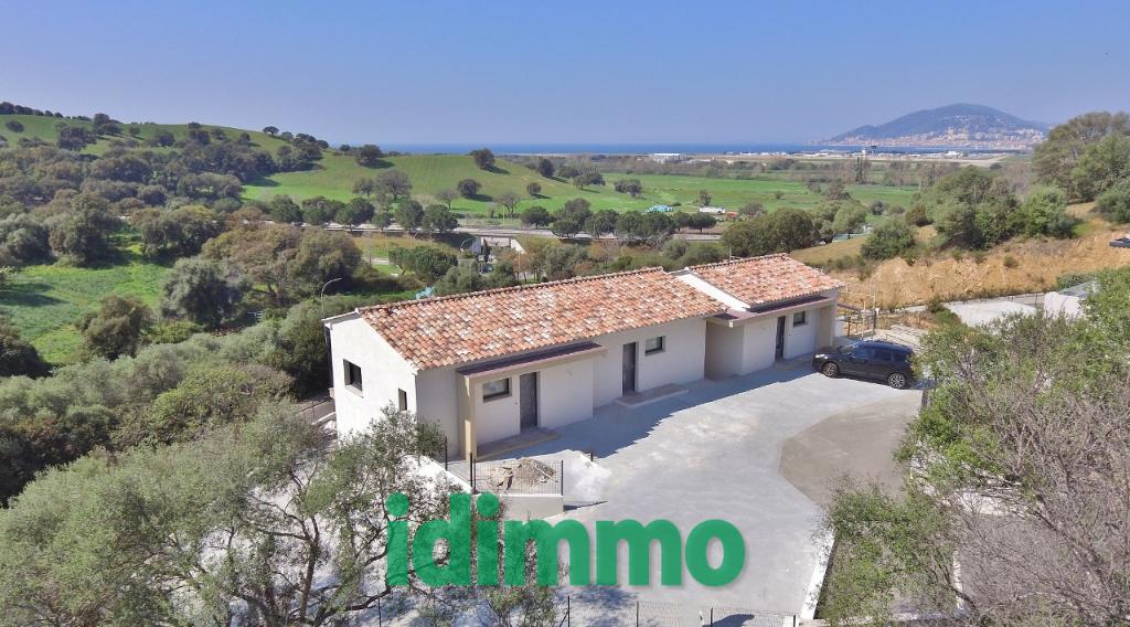 BASTELICACCIA Mini Villa T3 vue mer + jardin
