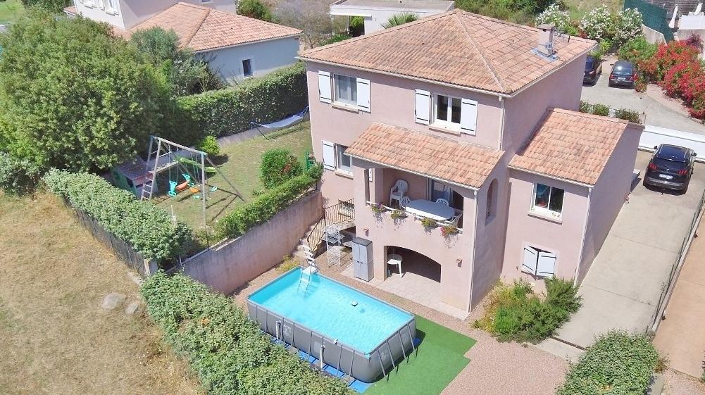 PROCHE AJACCIO Charmante villa F5 120m²